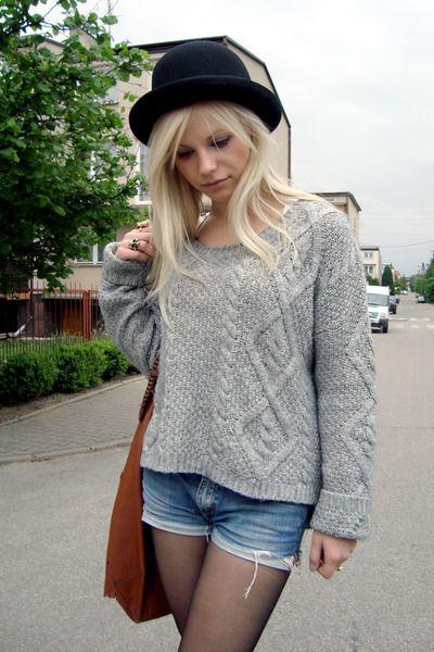 Trendy Way: En invierno...tu sombrero > Bombin Hat <3 <3