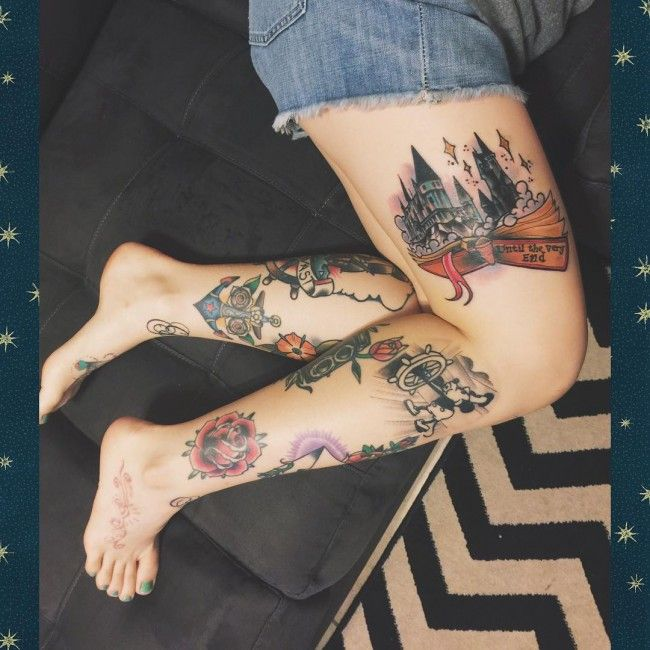 best 489 harry potter tattoos images on pinterest other