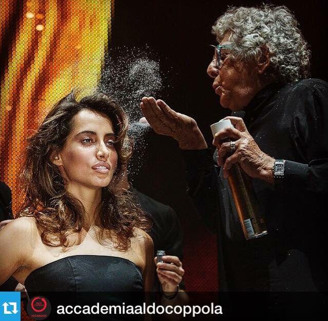"""Il """"maestro"""" all opera Aldo Coppola"""