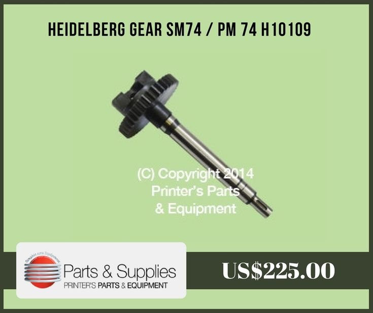 Parts Supply Store: Printers Parts & Equipment Parts And Supplies Store Also