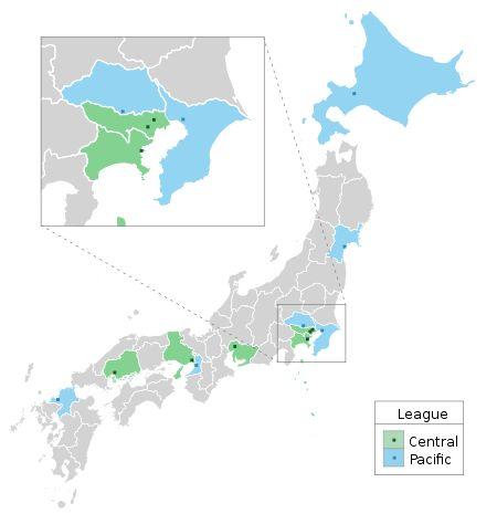 Nippon Professional Baseball - Wikipedia, the free encyclopedia
