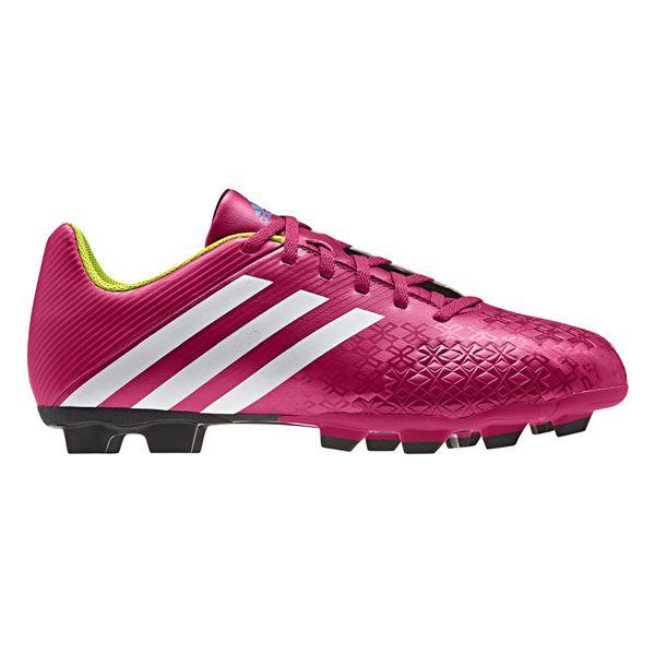 Sepatu Bola Adidas Predito Lz Trx FG F32581 bahan yang empuk yang menjadikan sepatu ini selalu nyaman digunakan dan menjaga keamanan tumit. Harga sepatu ini yaitu Rp 499.000.