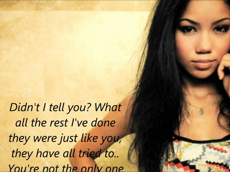 Jhene Aiko Stranger LYRIC VIDEO