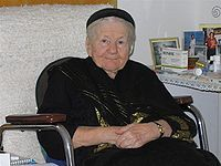 Irena Sendler 1910-2008.  Irena was a Polish social worker during WWII.  Assisted by other Żegota members, Sendler saved 2500 Jewish children by smuggling them out of the Warsaw Ghetto, providing them with false documents, and finding shelter for them.  In 1943, She was arrested, severely tortured, and sentenced to death. Żegota saved her by bribing German guards on the way to her execution. For the remainder of the war, she lived in hiding, but continued her work for the Jewish children.