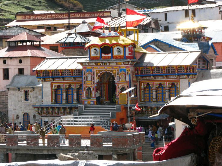 Badrinath Dham is one of the most pious pilgrimage shrines of the Hindus in India. It is one of the four shrines that form the Chardham. The shrine of Badrinath is dedicated to the Lord Vishnu. One can feel the serenity taking over even before reaching the shrine. It is the only pilgrimage point in India to be considered as 'Mokshadham'...