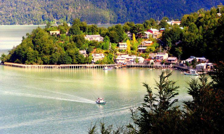 Caleta Tortel - Chile
