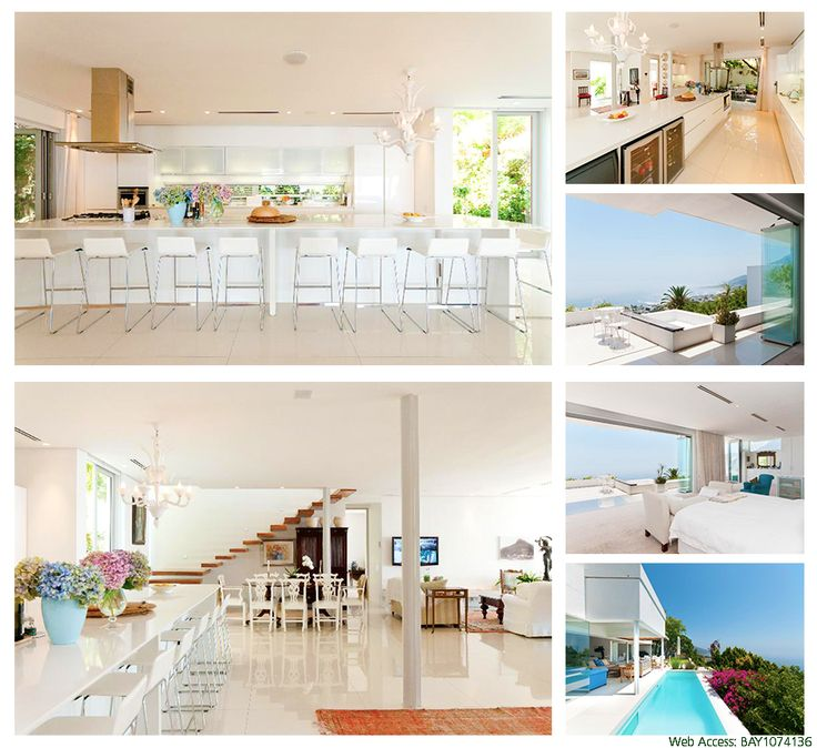 We LOVE the kitchen in our property of the day. It is open and inviting to all your family and friends, the true epitome of a value added kitchen!   What an inspiration!