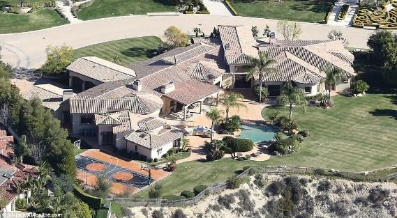 Welcome, It´s Silver Tuke Blog:: (Photos) Mariah Carey And James Packer's New Home:...
