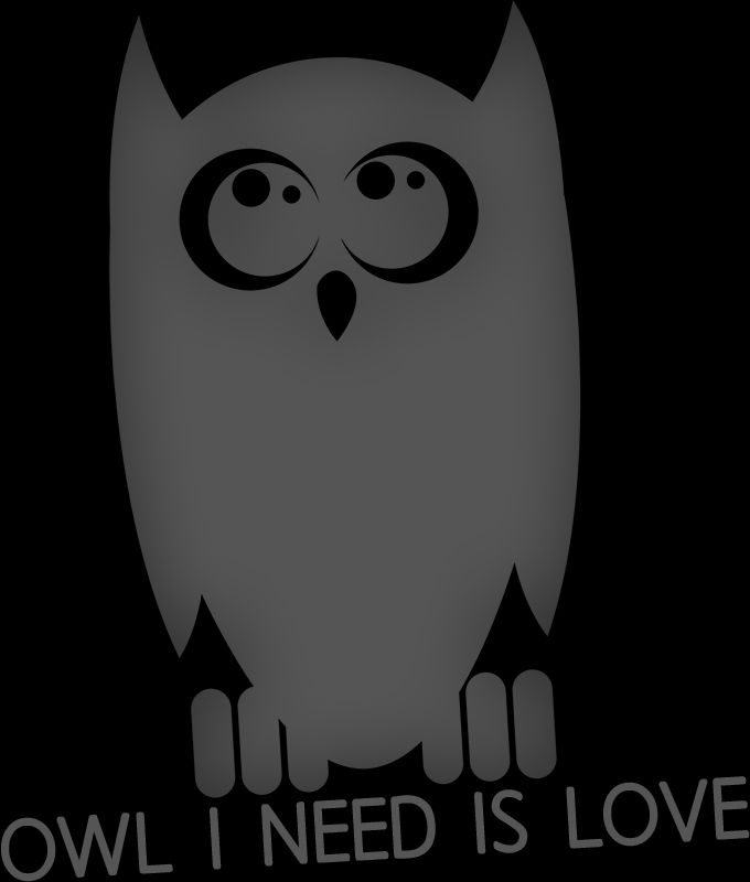 Owl I Need (Davy's Grey) 2014 Collection - © stampfactor.com