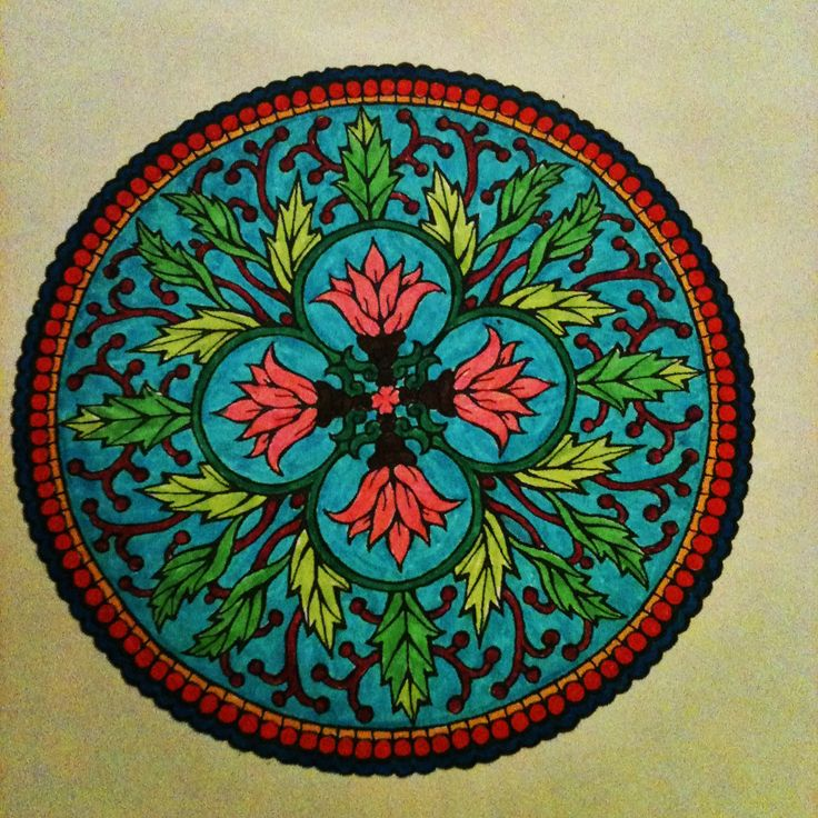 29 best images about mandalas on pinterest your life for Mural mandala