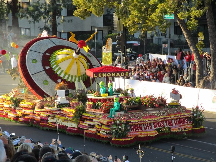 rose bowl float viewing 2015 IMAGES | rose parade critics pick the first rose parade in 1890 was staged to ...