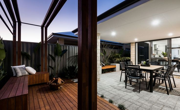 Outdoor entertaining will be a breeze with a great sized undercover alfresco