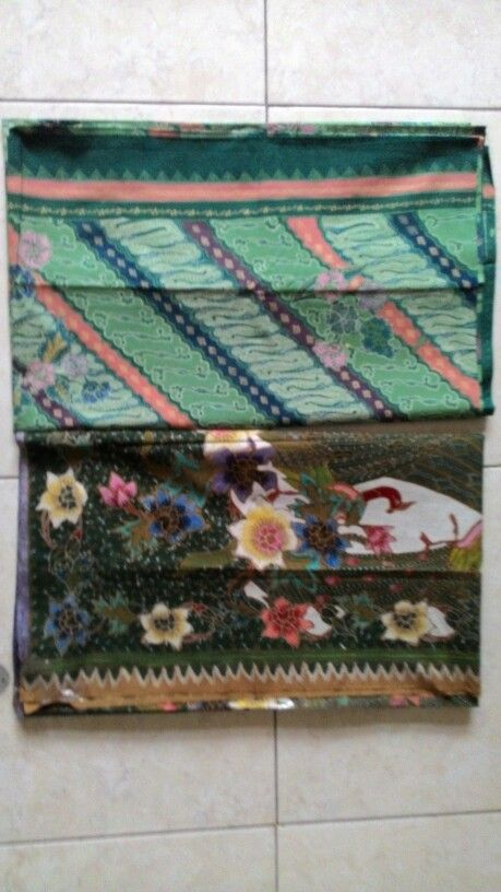 Pattern of batiks handmade