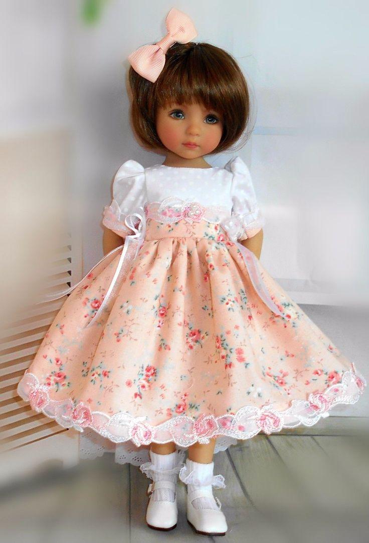 Dress Dianna Effner Llittle Darling.