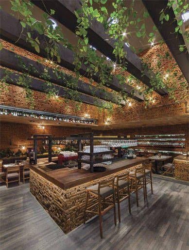 50 Friends Restaurant by Cherem Arquitectos | 設計•香港