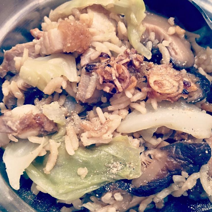 how to cook claypot rice using rice cooker
