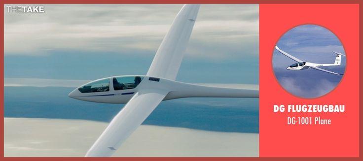 DG Flugzeugbau DG-1001 Plane as seen on Christian Grey in Fifty Shades of Grey | TheTake