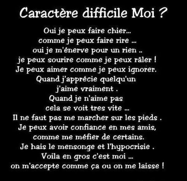 c'est moi... ~ Citation Français ~