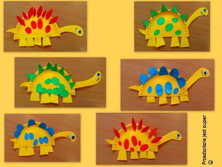 Dinozaury :) Monika Iwańska