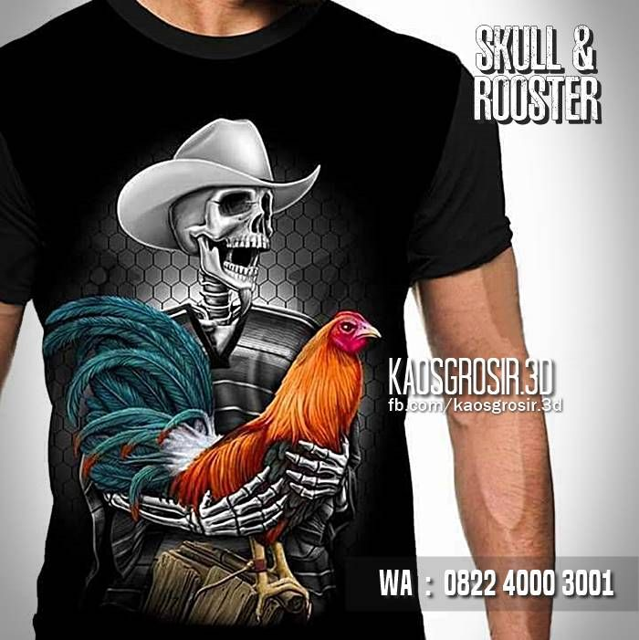 Grosir Kaos Ayam Jago Kaos Sabung Ayam Kaos Ayam Bangkok Mens Outfits Mens Tshirts Mens Tops