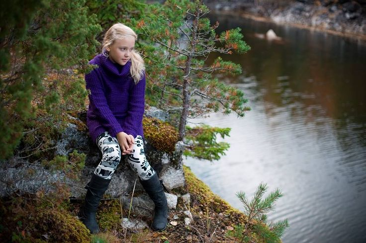 leggins from Punainen Norsu