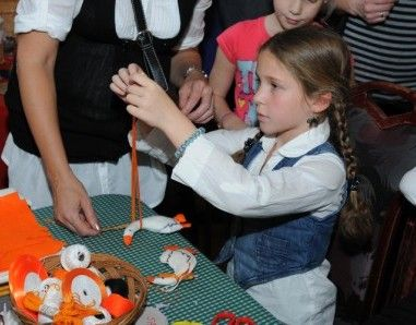 Márton-napi mulatság a Magyar Mezőgazdasági Múzeumban