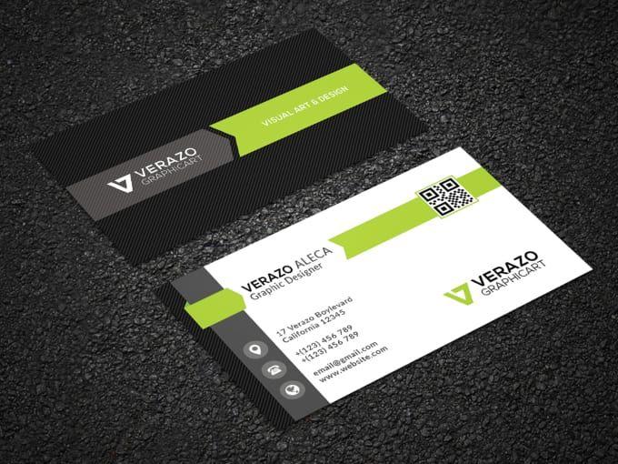 Mdazaduddin I Will Do Make Professional Business Card Design For 5 On Fiverr Com Business Card Design Professional Business Card Design Modern Business Cards Design