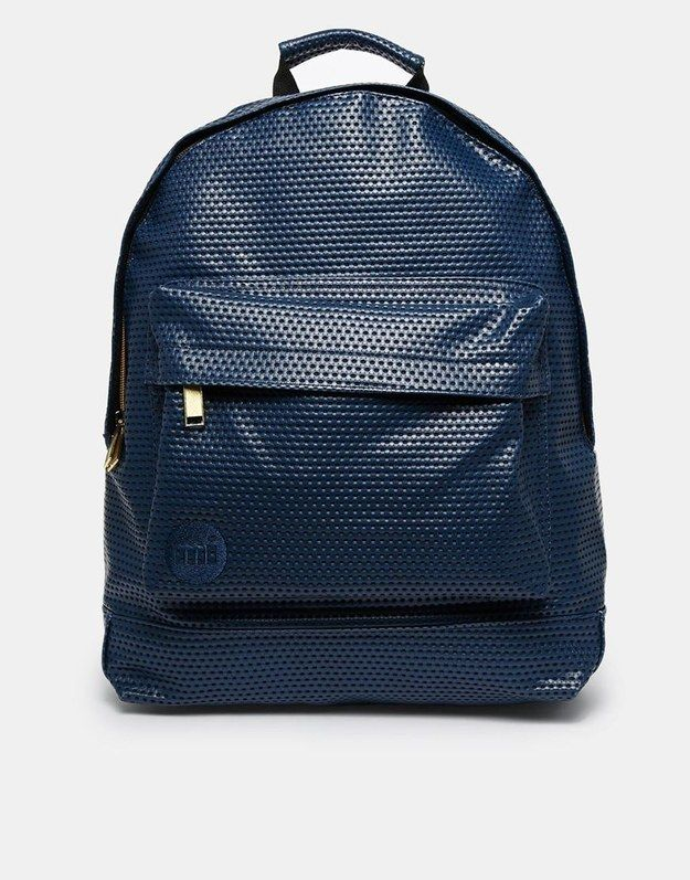 Mi-Pac Perforated Backpack | 43 Super Cool Backpacks For Grownups