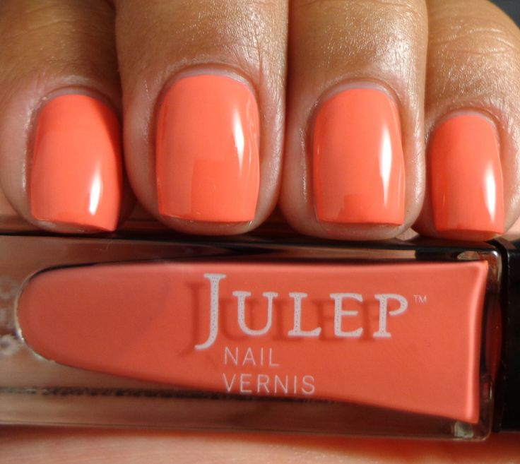 Julep Sasha, one mani, cantaloupe melon creme from It Girl Collection, $3