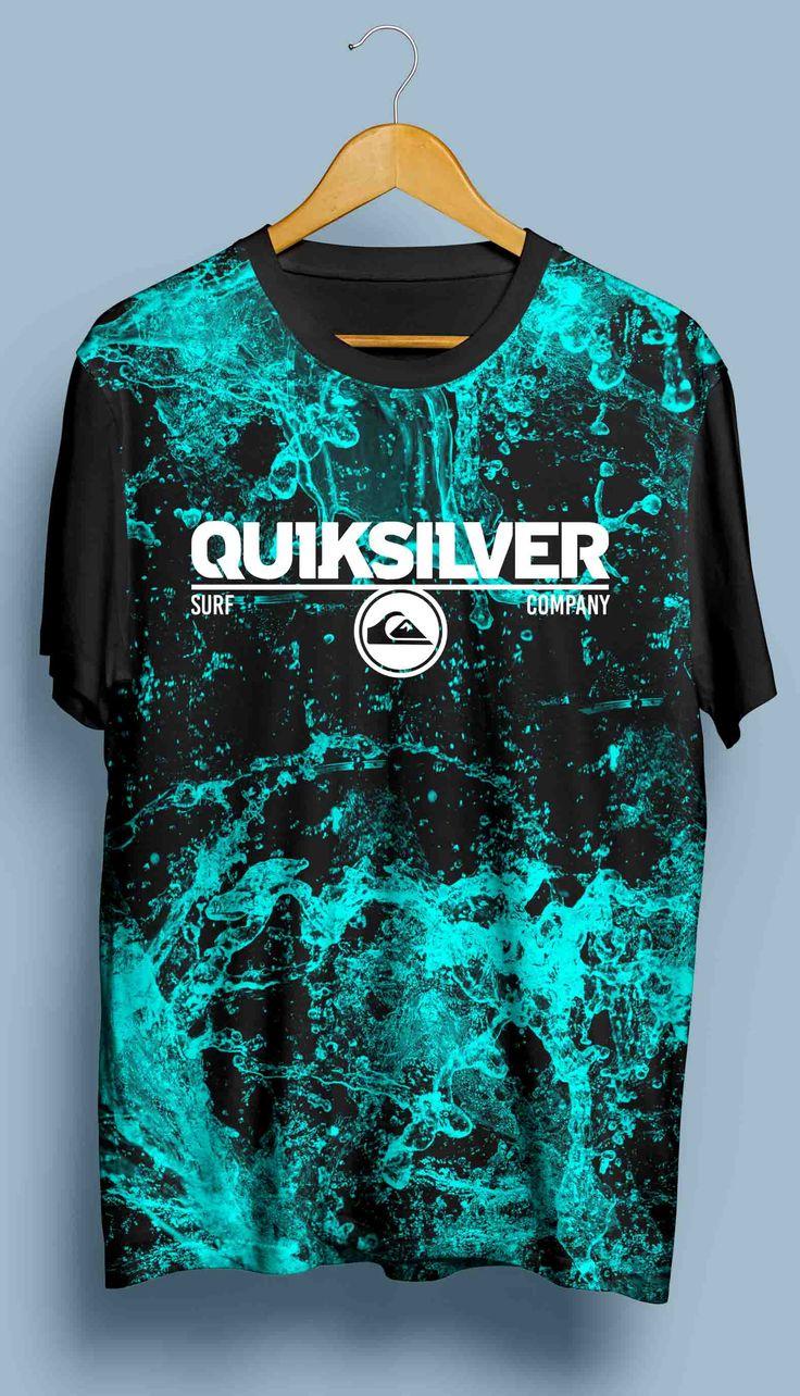 Tees Quiksilver  surf  tees  dc  t-shirtdesign  dcshoecousa  t 858a0fbda42