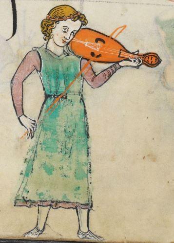 """The Rutland Psalter"", c1260"