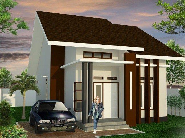 25 Model Rumah Minimalis 1 Lantai Terbaru 2019 Rumah Minimalis Desain Rumah Arsitektur