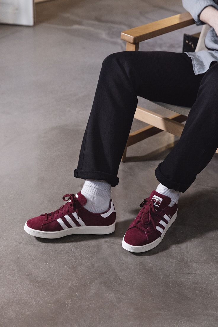 Retro sneakers Campus by Adidas Originals. Se them in our latest lookbook > https://www.grandpastore.com/en/grandpastore-en/grandpa-family-cristian-temporart