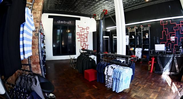#DEBUTSTORE #debut #fashion #storedesign #style #Braamfontein #Johannesburg #southafrica