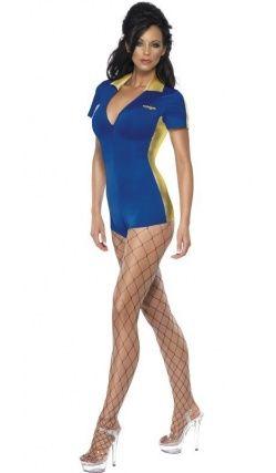 Costume Pilote de l'Air Américaine