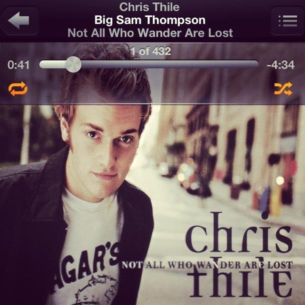 Chris Thile 3 ThileWedding SongsInstrumentalCountry
