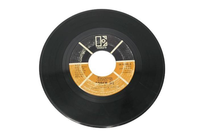 THE DOORS - Vintage Record Vinyl Album - TOUCH ME