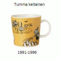 """Tumma keltainen (Pikku Myy"""") (1991-1996)"""