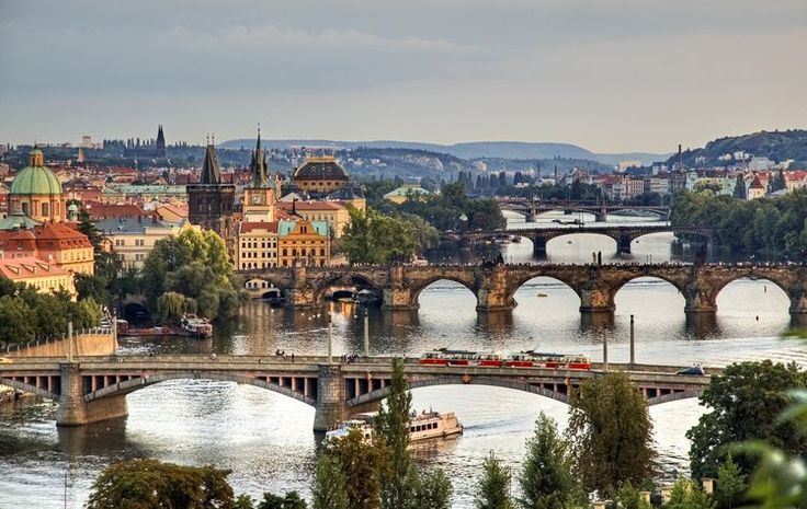 What Is September Weather in Prague?