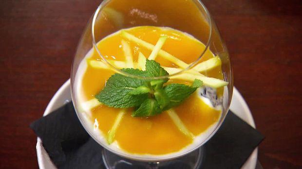 Chia-Kokos-Pudding mit Klebreis - So sieht's aus. - Kabeleins