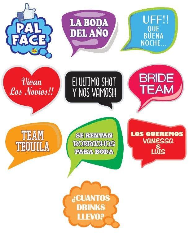 LETREROS Y MARCOS GIGANTES - Fiestas Tematikas
