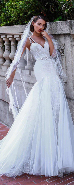 Katherine Joyce Wedding Dresses 2018 – Ma Cherie collection | Deer Pearl Flowers - Part 2 / http://www.deerpearlflowers.com/katherine-joyce-wedding-dresses-2018/
