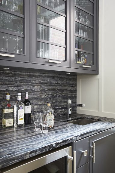 Douglas Design Studio - Toronto - Canada - Interior Designer - Jeffrey Douglas - Dering Hall - Contemporary - Kitchen - Bar
