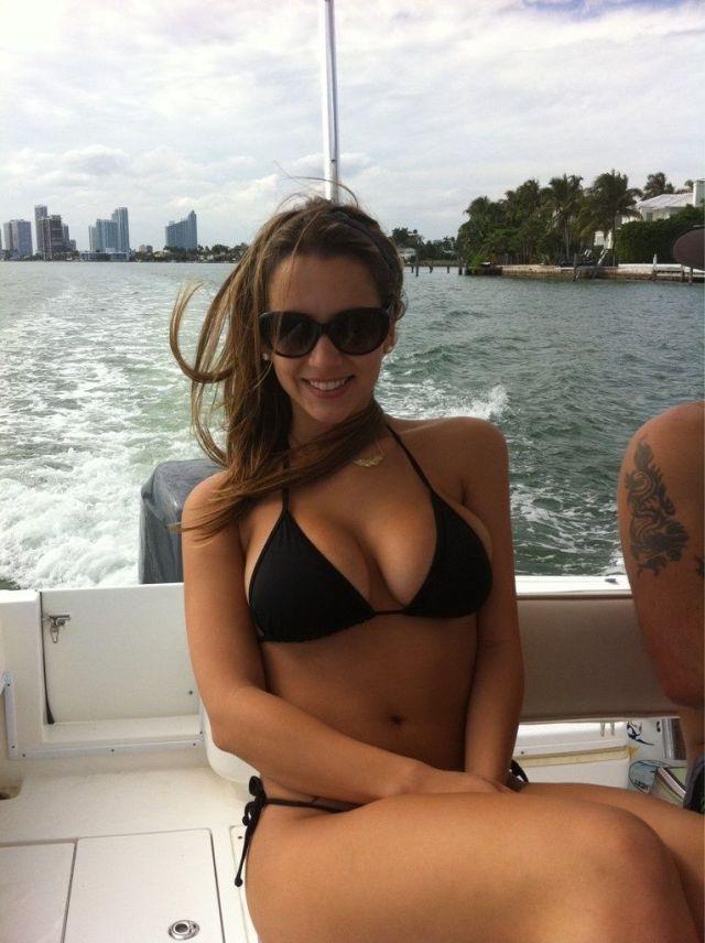 Busty boat