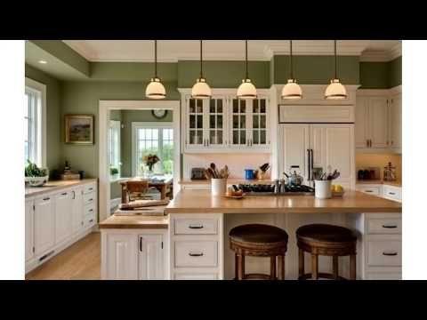 id es de couleurs de peinture d 39 armoires de cuisine. Black Bedroom Furniture Sets. Home Design Ideas
