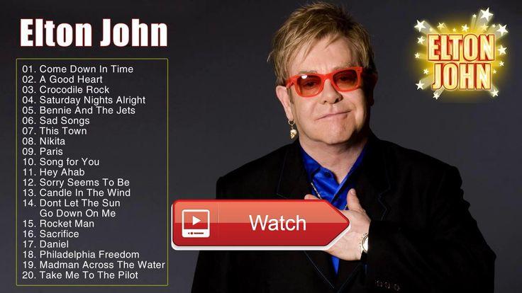 Best Songs Of Elton John Elton John Greatest Hits Full Album Playlist  Best Songs Of Elton John Elton John Greatest Hits Full Album Playlist Thanks for watching If you like video please