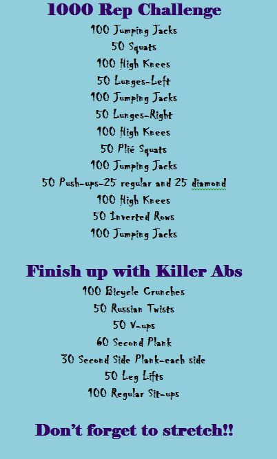25+ Best Ideas About 1000 Calorie Workout On Pinterest
