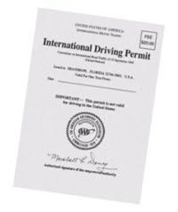 International Driving Permits are needed often along with regular drivers license and passport.