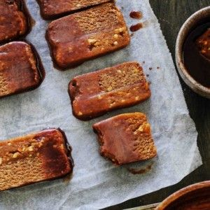 I Quit Sugar - Raw Sugar-free Snickers Bars