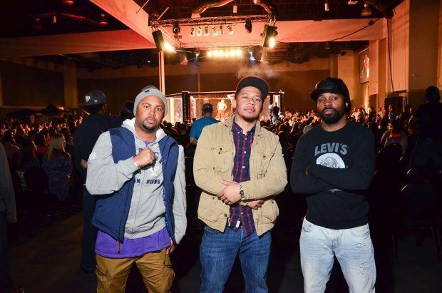 SCENE AROUND MMA Fight, Feb. 28 | The Daily Reflector